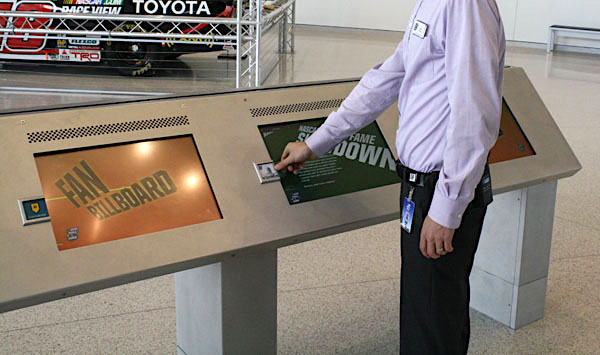 کاربرد RFID در موزه